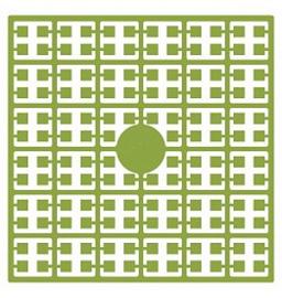 Pixelhobby matje 140 pixels nummer 215 mosgroen
