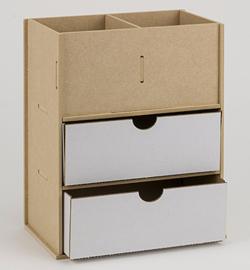 MDF 3D Pronty bureau organizer & 2 mm cardboard 460.423.440
