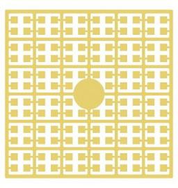 Pixelhobby matje 140 pixels nummer 240 goudkleur extra licht
