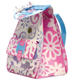 Viva Decor Fancy Box rugzak sjabloon 30 x 30 cm 4008.011.00