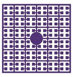Pixelhobby matje 140 pixels nummer 206 violet extra donker