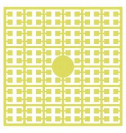 Pixelhobby matje 140 pixels nummer 117 limoengeel