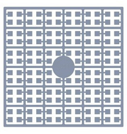 Pixelhobby matje 140 pixels nummer 141 staalgrijs licht
