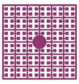 Pixelhobby matje 140 pixels nummer 249 magenta