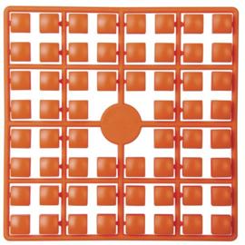 Pixelhobby matje XL 60 pixels oranje 224