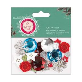 Docrafts Papermania Charm Pack Bellissima Christmas PMA 356903
