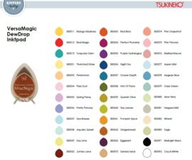 Tsukineko Versa Magic Chalk Ink Sahara Sand Dew Drop GD-072