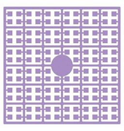 Pixelhobby matje 140 pixels nummer 124 lavendel licht