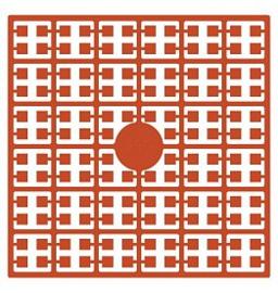 Pixelhobby matje 140 pixels nummer 250 oranje donker