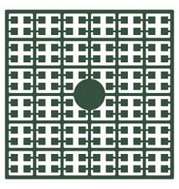 Pixelhobby matje 140 pixels nummer 210 jade extra donker