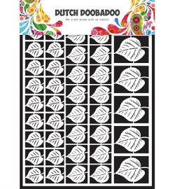 Dutch Doobadoo Paper Art A5 Leaves (bladeren) 472.948.002