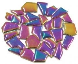 Flip keramische mini mix mozaïek rainbow de luxe bakje à 65 gram