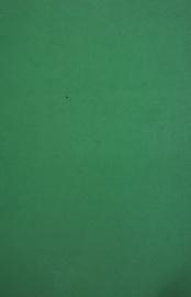 EVA Foam donker groen 1 vel A4 21 x 30 cm dikte 2 mm