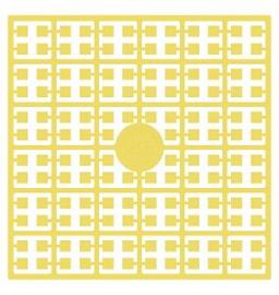Pixelhobby matje 140 pixels nummer 255 lichtgeel
