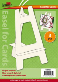 Lomiac Paper for Craft Easel (standaard) for cards LS7233