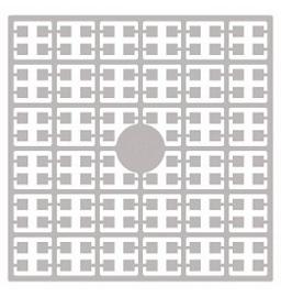 Pixelhobby matje 140 pixels nummer 173 parelgrijs