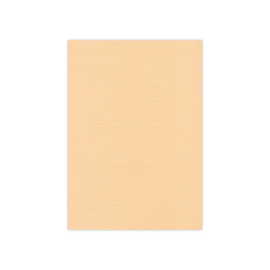 Card Deco linnenkarton A4 (21 x 29,6 cm) zand 10 vellen 240 grams