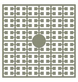 Pixelhobby matje 140 pixels nummer 108 peper grijs