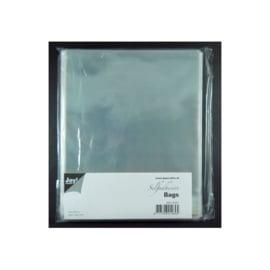 Joy!Crafts 8001/0351 zelfklevende zakjes 14,9  x 14,9 cm 100 stuks
