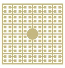 Pixelhobby matje 140 pixels nummer 167 zandkleur