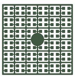 Pixelhobby matje 140 pixels nummer 192 blauwgroen