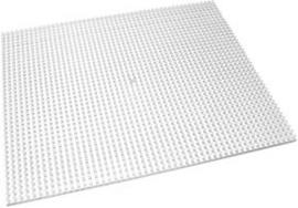 Pixelhobby basisplaat transparant groot 12,5 x 10 cm