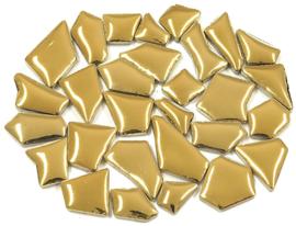 Flip keramische mini mozaïek goud de luxe bakje à 65 gram