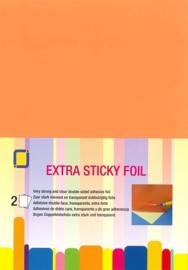 JeJe extra sticky dubbelzijdig klevend folie 2 x A4 vellen 3.3170
