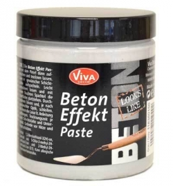 Viva Decor Concrete Beton Effekt paste pot 250 ml
