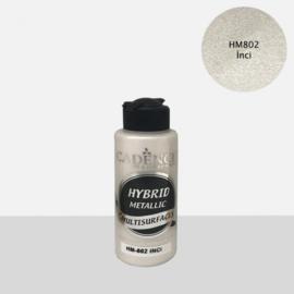 Cadence Hybrid metallic verf for multisurfaces HM-802 pearl 120 ml
