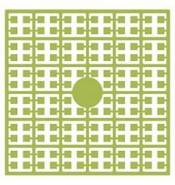 Pixelhobby matje 140 pixels nummer 189 avocado groen extra licht