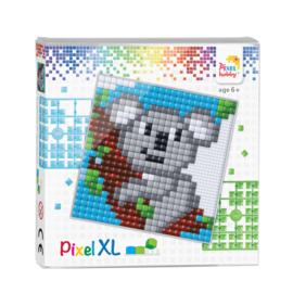 Pixelhobby Pixel XL set koala 12 x 12 cm