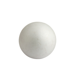 Styropor (piepschuim) bal Ø 6 cm 1 stuk