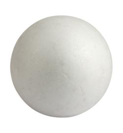 Styropor (piepschuim) bal Ø 10 cm 1 stuk