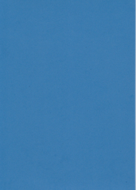 EVA Foam donker blauw 1 vel A4 21 x 30 cm dikte 2 mm