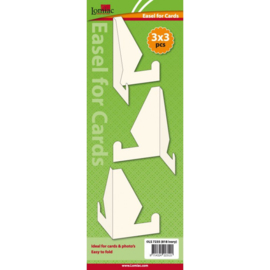 Lomiac Paper for Craft Easel (standaard) for cards LS7235 (818 ivory)