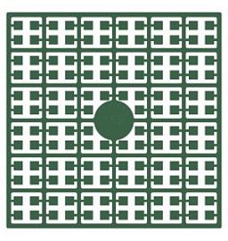 Pixelhobby matje 140 pixels nummer 162 pistachegroen donker
