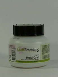 CraftEmotions original multi coat glans pot 250 ml
