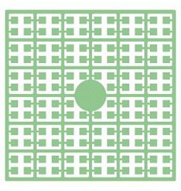 Pixelhobby matje 140 pixels nummer 116 mintgroen