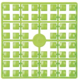 Pixelhobby matje XL 60 pixels appelgroen 343