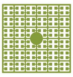 Pixelhobby matje 140 pixels nummer 187 avocado groen licht