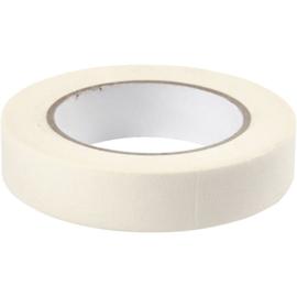 Masking tape (schilderstape) 50 meter lang 2,5 cm breed