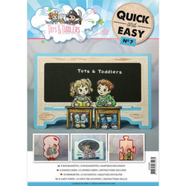 Yvonne Creations Tots & Toddlers Quick and Easy nr. 7 QAE10007