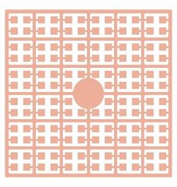 Pixelhobby matje 140 pixels nummer 159 babyroze donker