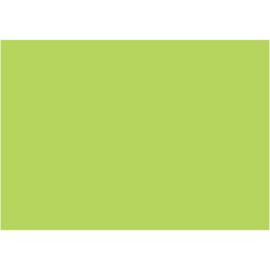 EVA Foam vellen licht groen 10 stuks A4 21 x 30 cm dikte 2 mm