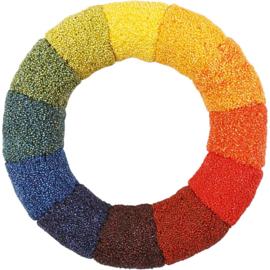 Foam Clay (klei) 5 emmers diverse kleuren à 560 gram