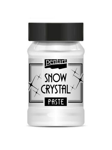 Pentart Snow Crystal pasta potje 100 ml