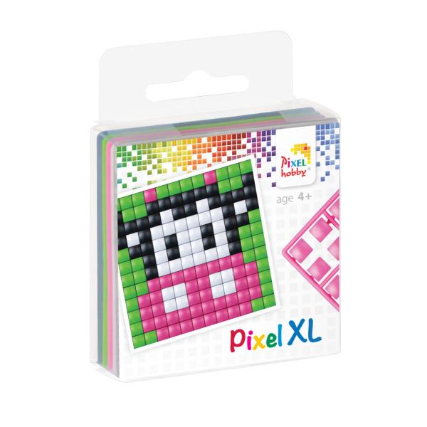 Pixelhobby XL fun pack koe 6,2 x 6,2 cm