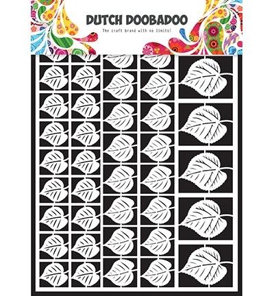 Dutch Doobadoo Paper Art A5 Leaves (bladeren) 472.948.002