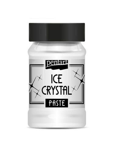 Pentart Ice Crystal pasta potje 100 ml